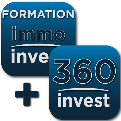 pack formation immobilier + 360Invest